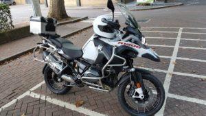 BMW R1200GS Adventure (LG17ODB)