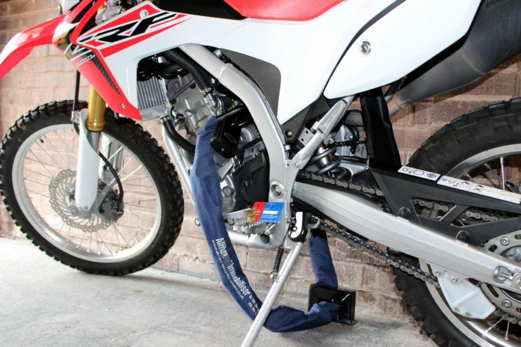 The Best Motorcycle Ground Anchors Fitting Guide Updated For 2019