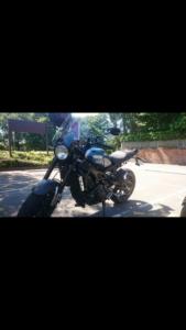 Yamaha XSR900 (LE16DTK)