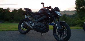 Yamaha MT-125 (RF17UHO)