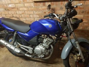 Yamaha YBR (LK56 DHL)