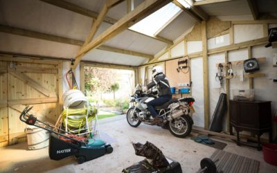 The Best PIR Alarms for your Garage or Shed
