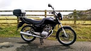 Honda CG125 (YH08 HKT)