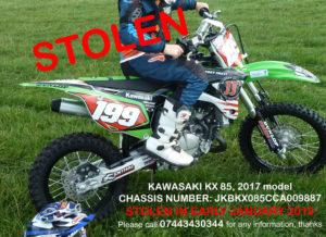 Kawasaki KX85 (NONE)