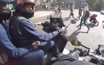 Stolen motorcycle statistics – 2018 vs. 2017
