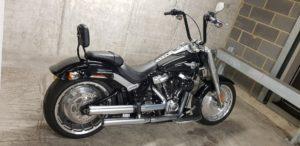Harley-Davidson Softail (LX18 WFD)