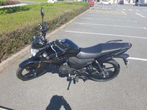Yamaha YS125 (NA18GKZ)