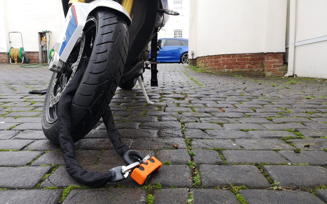 BikeTrac Grab Bag – Making serious security portable