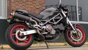 Ducati Monster (OY02VHZ)