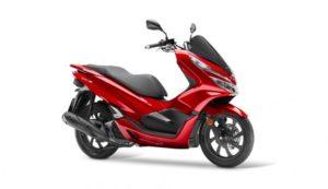 Honda PCX125 (LB17 LZD)