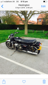 Moto Guzzi 1000 (OCP 382P)