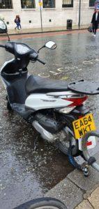 Honda Vision (EA64 WKT)