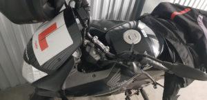 Honda CBF125 (LM64WXU)