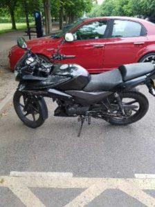 Honda CBF125 (HK15BDU)
