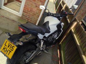 Honda CB650 (LV15KHT)