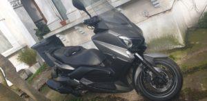 Yamaha X-MAX (HX63WRN)