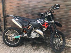 KTM EXC (SPO8ELX)