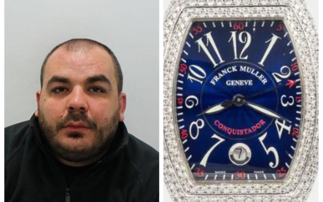 Serial robber Adam Yaroo given 13 years