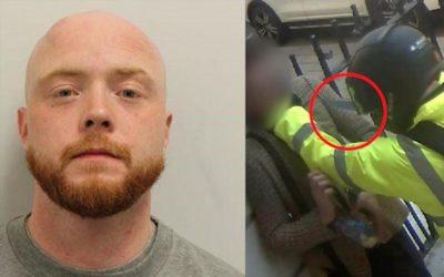 Serial moped mugger Bradley White jailed for 9 years