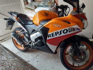 Honda CBR125 (CE16VJY )