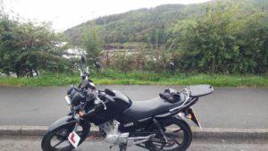 Yamaha YBR (GJ60 YDB)