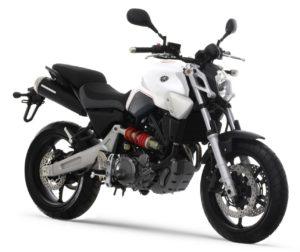 Yamaha MT-03 (LE06 AUW)