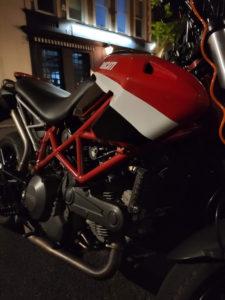 Ducati Hypermotard (LJ11 HFP)