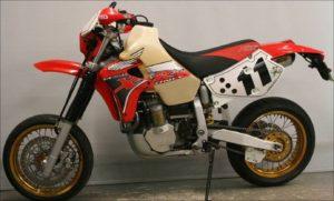 Honda XR650 (W615 YNK)