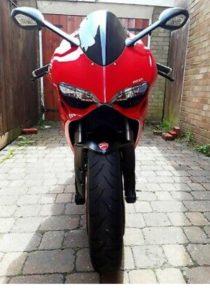 Ducati 899 Panigale (PX14 JA0)