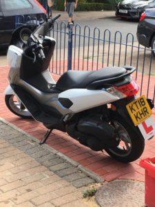 Yamaha NMAX (KT18 KHR)
