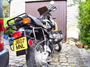 BMW R100 (J607MNL)