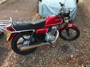 Honda CG125 (E276GWK)