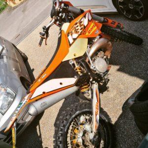 KTM EXC (FJ58NNR)