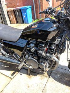 Honda CB700 (C349GVU)