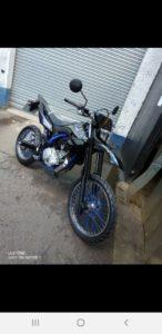 Yamaha WR125 (DV14JZD )