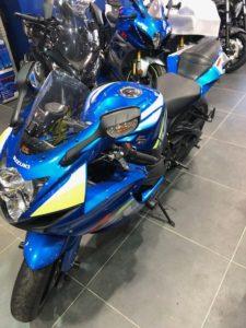 Suzuki GSXR600 (LT16DYA)