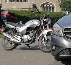 Yamaha YBR (YR09 TPU)