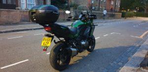 Kawasaki Versys 1000 (RV68 AZP)