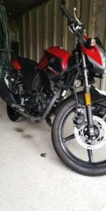 Yamaha YS125 (YS 67JDX)