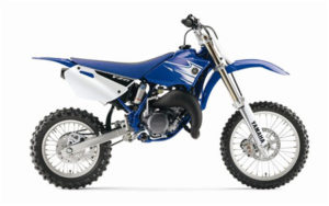 Yamaha YZ125 (NO PLATE)