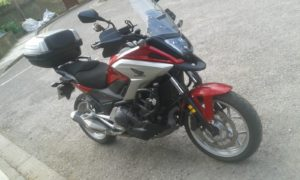 Honda NC750 (LN16YND)