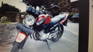 Yamaha YBR (PL16GBZ)