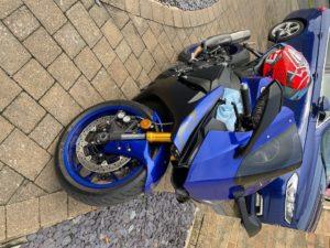 Yamaha R1 (HF19 XXJ)