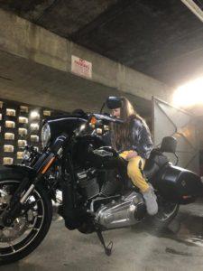 Harley-Davidson Softail (LX70WYY)