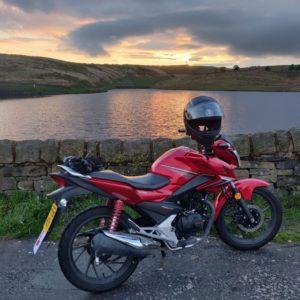 Honda CB125 (PF68 HSY)