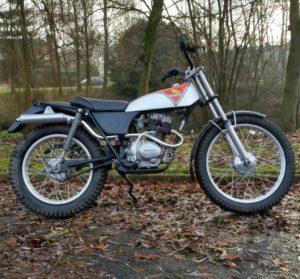 Honda TL (YRE962S)